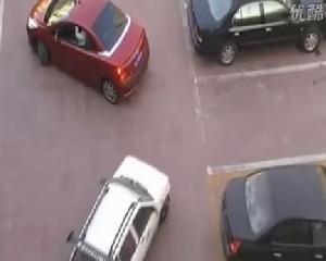 olasz parkolás